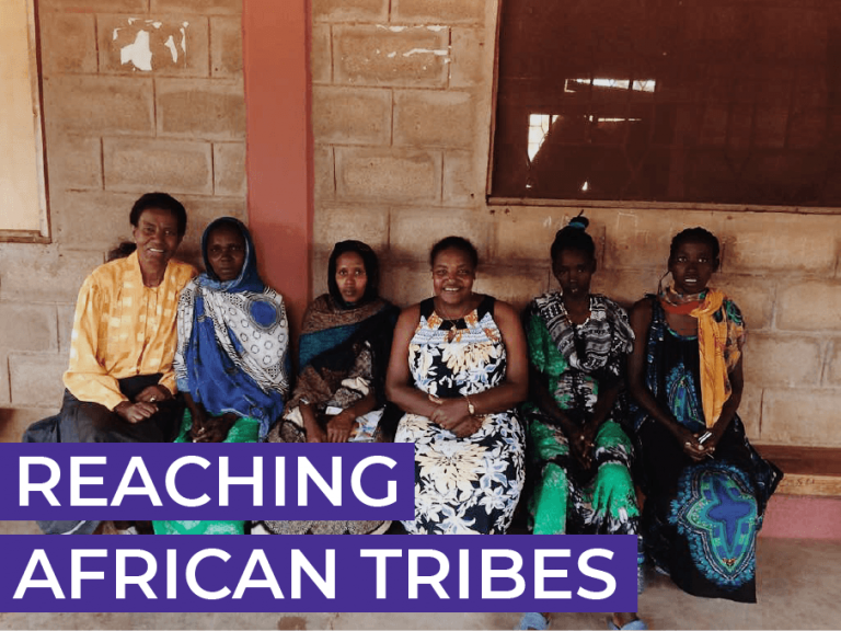Reaching African Tribes
