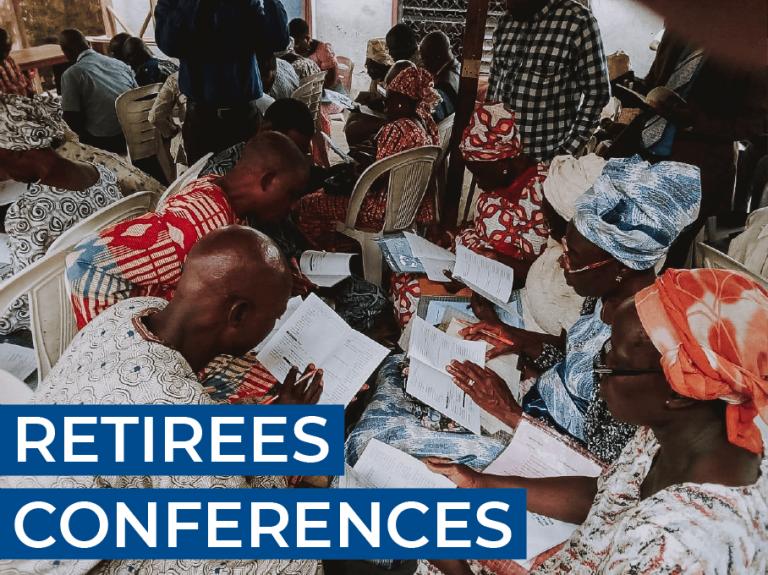 Retirees Conferences