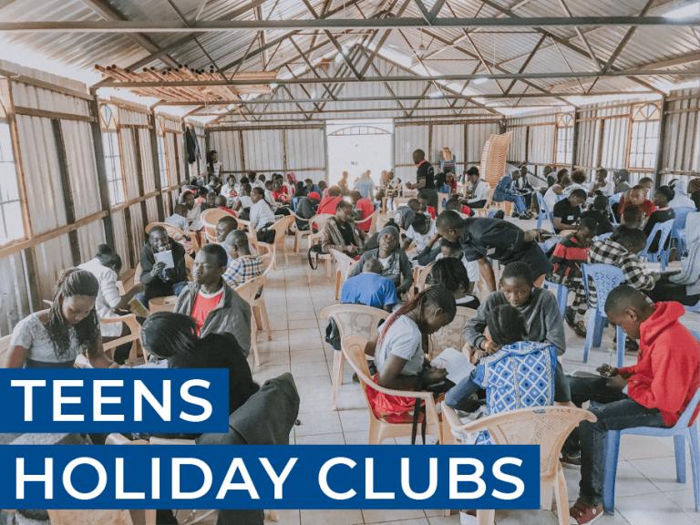 Teens Holiday Club
