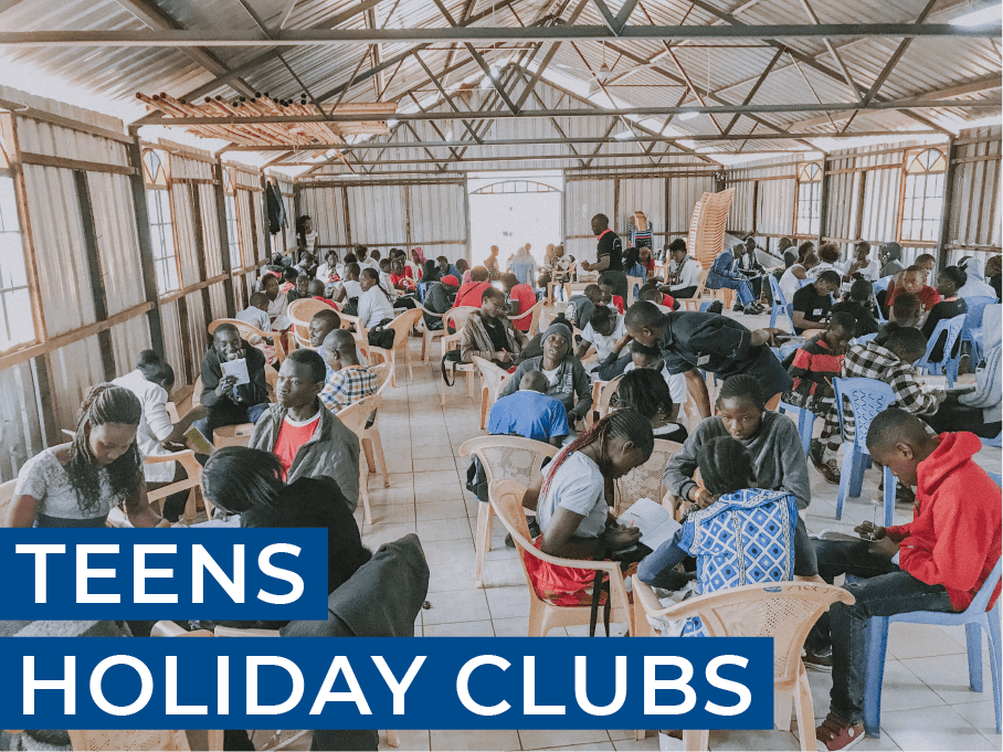Teens Holiday Club