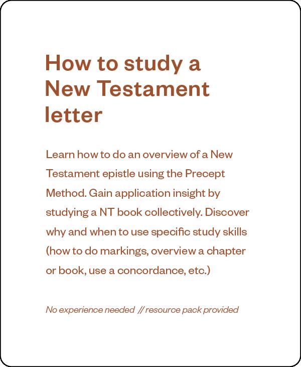NT Letter
