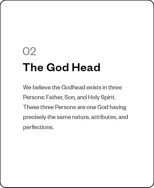 The God Head