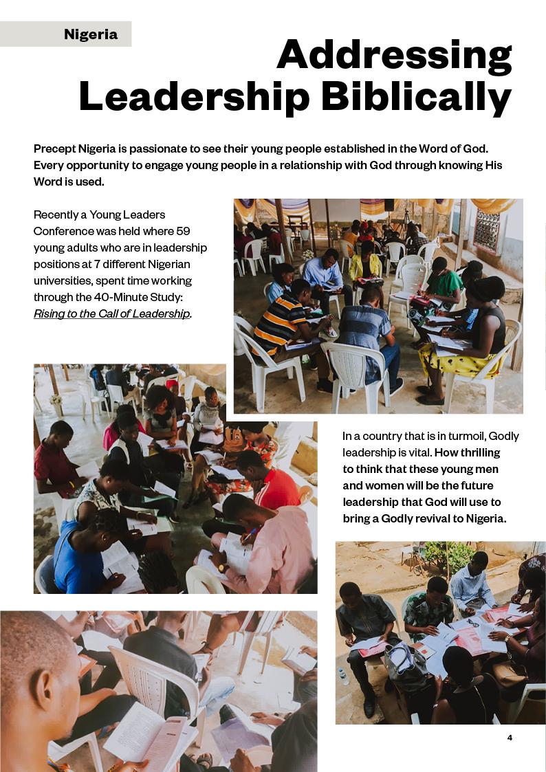 Africa News January 20214